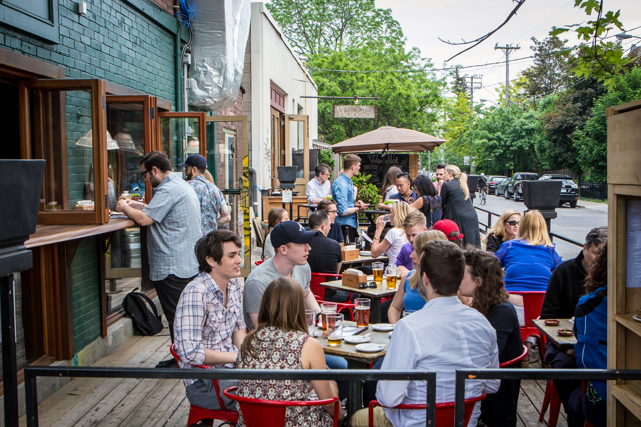 Toronto patio rules