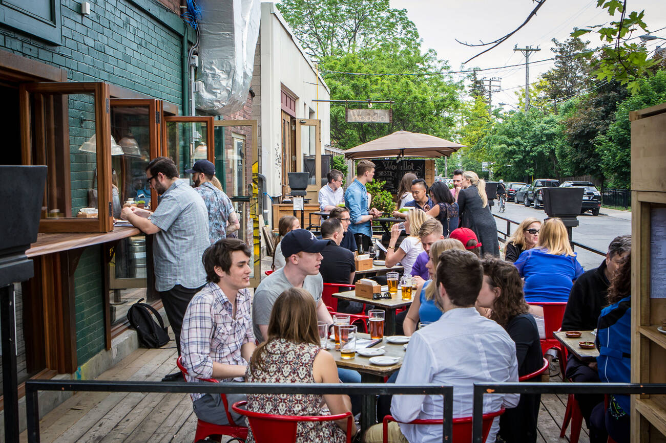 Toronto Just Can't Figure Out How To Let Restaurants Have