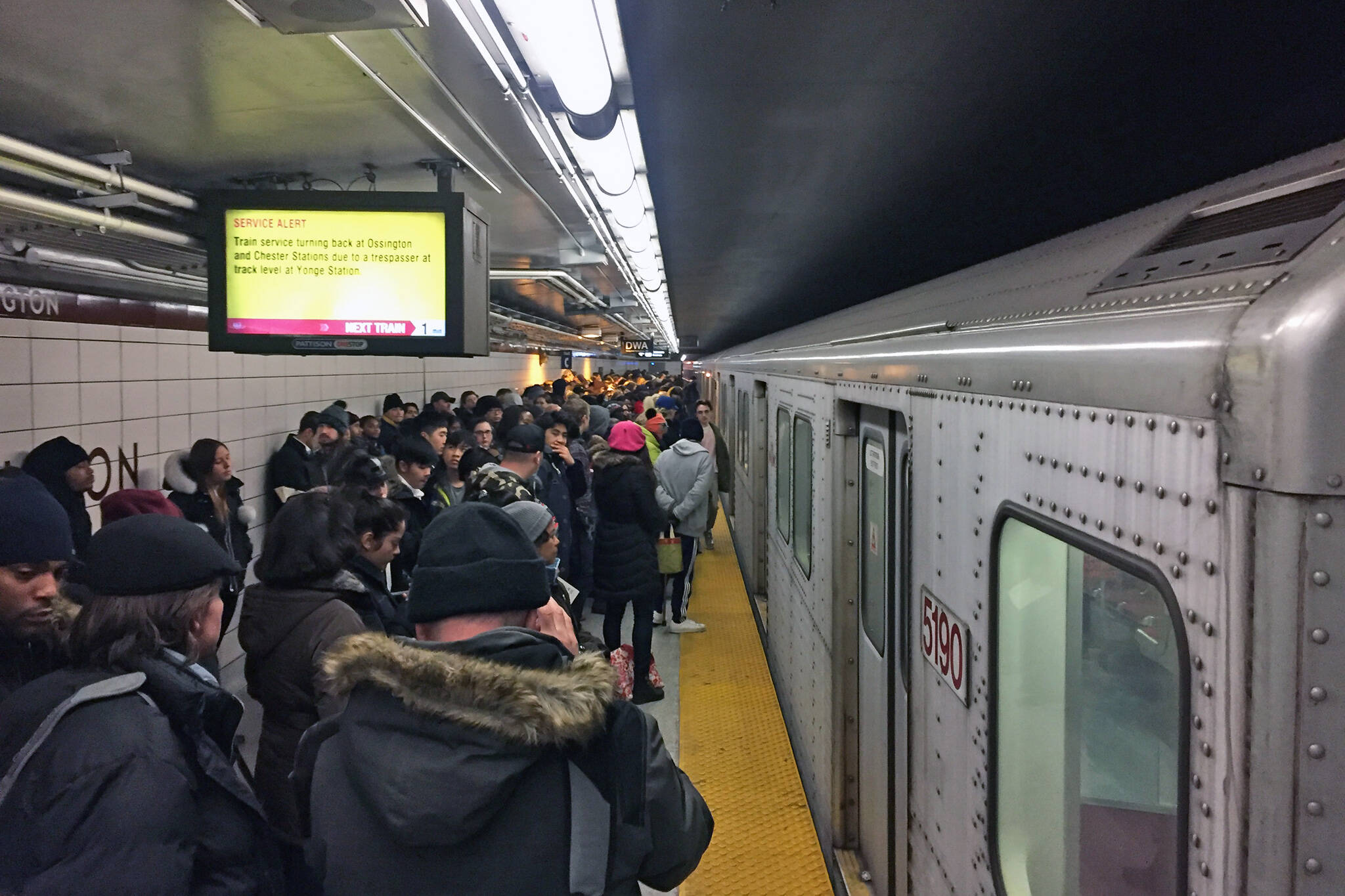TTC late note