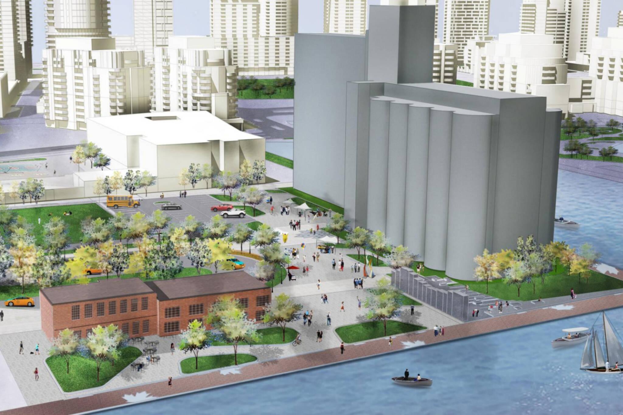 Bathurst Quay Toronto