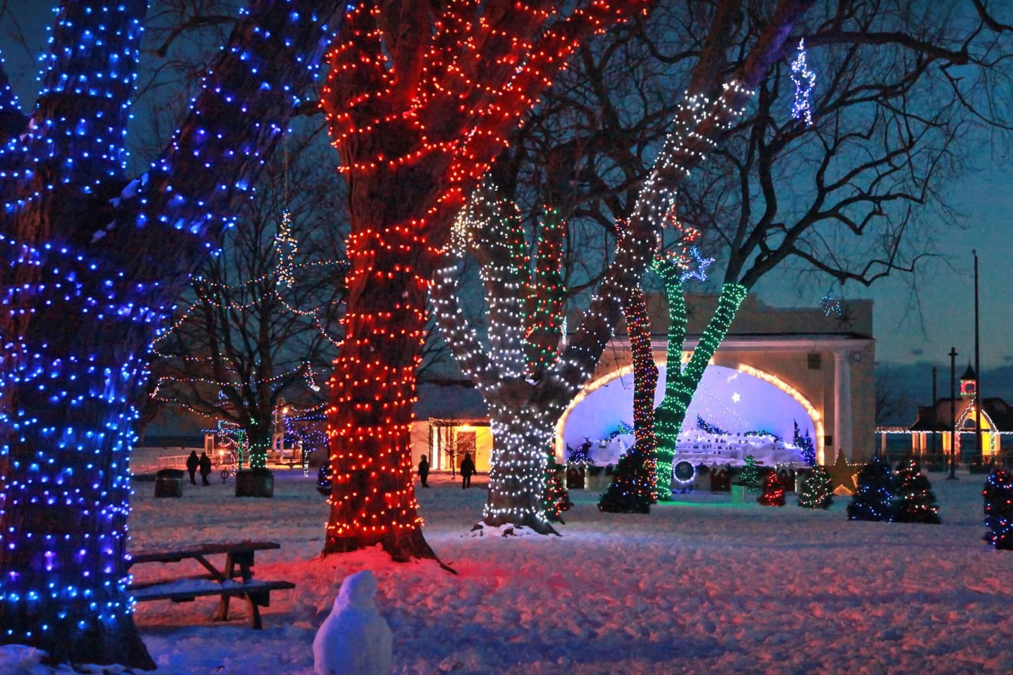 Cobourg Christmas magic