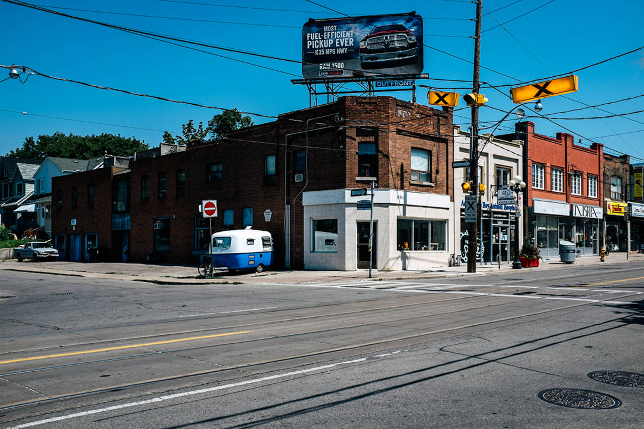 The top 5 neighbourhoods for cheap rent in Toronto
