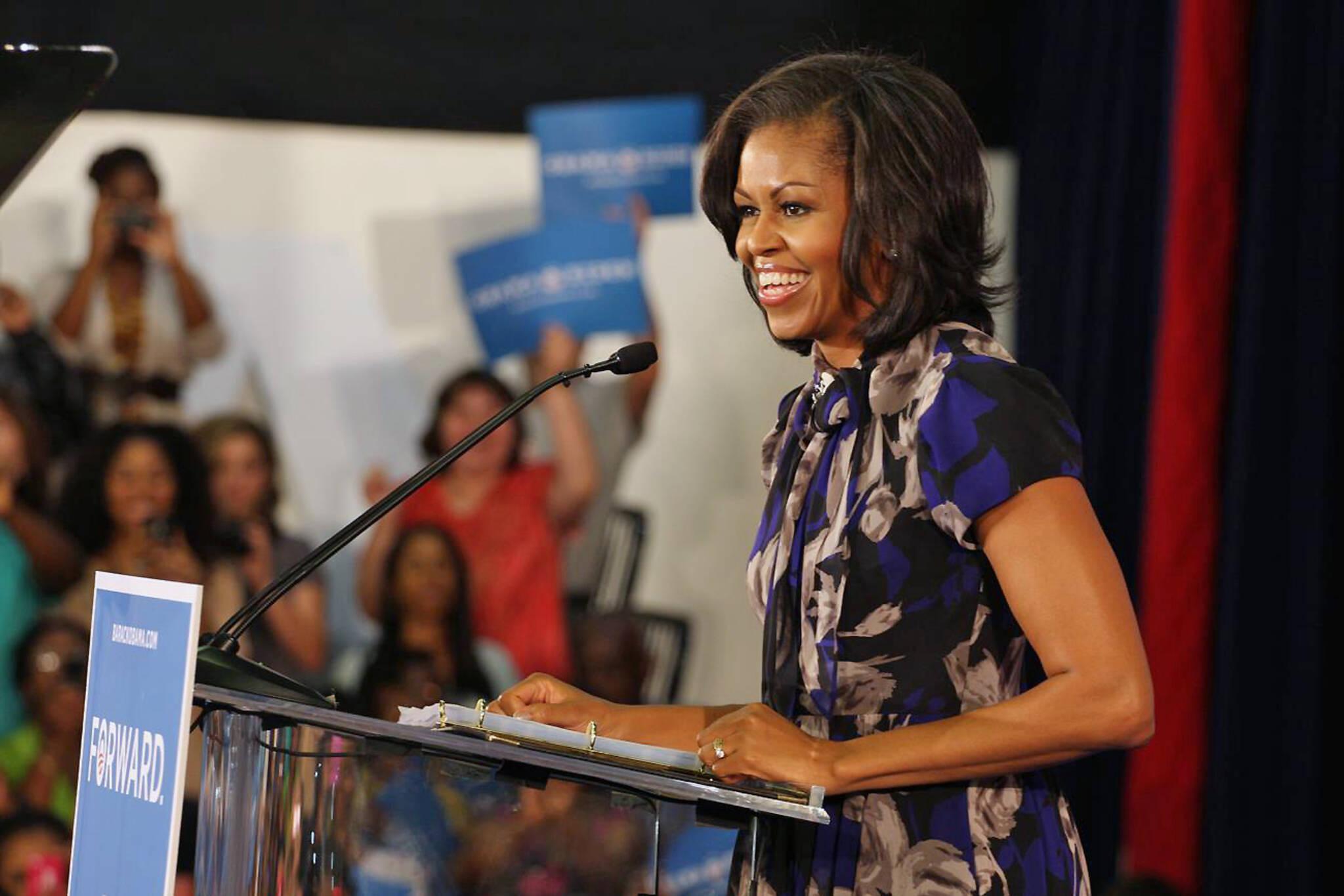 Michelle Obama Toronto