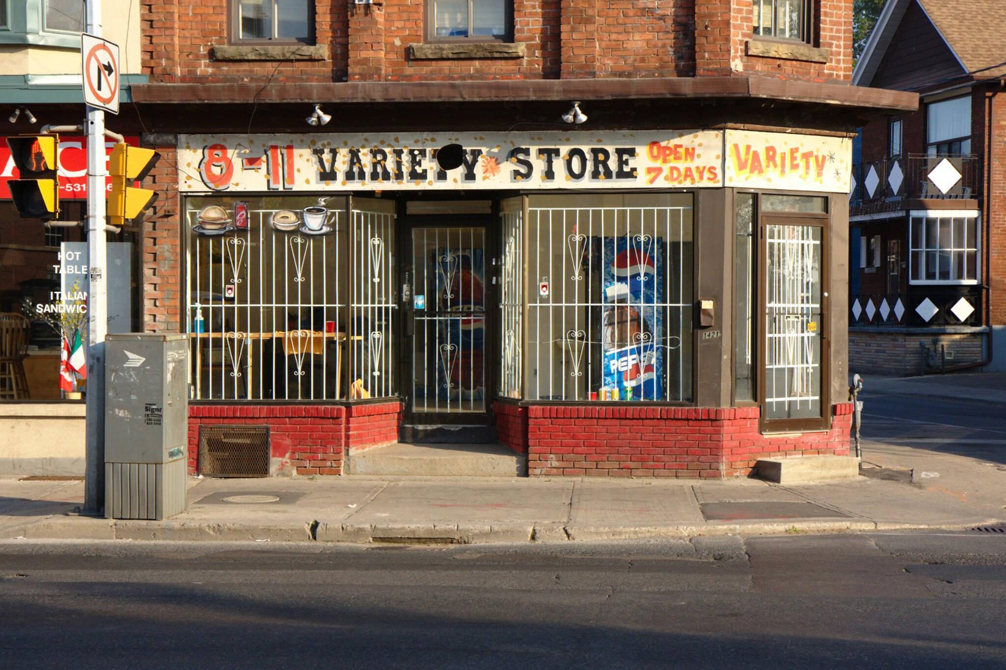 vacant storefront toronto