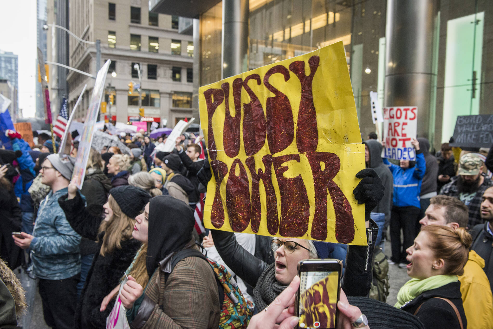 womens march toronto