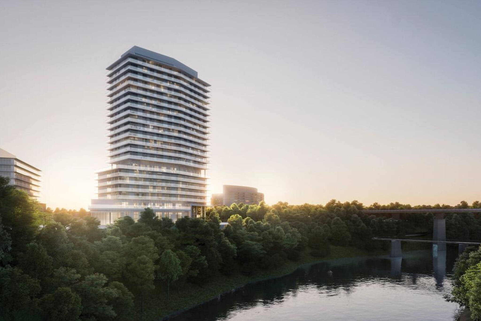 kingsway by river condo
