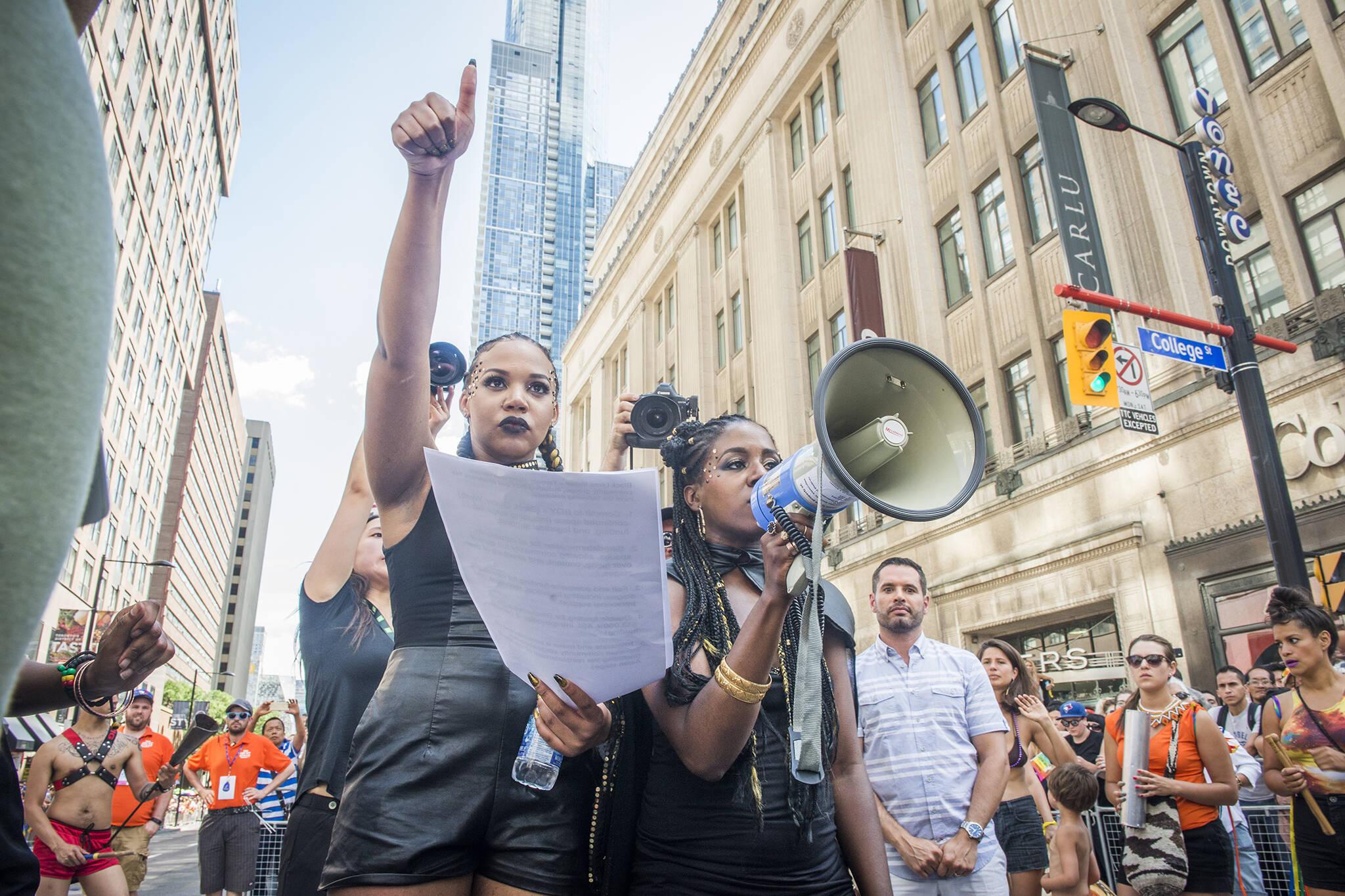 Pride Toronto 2016