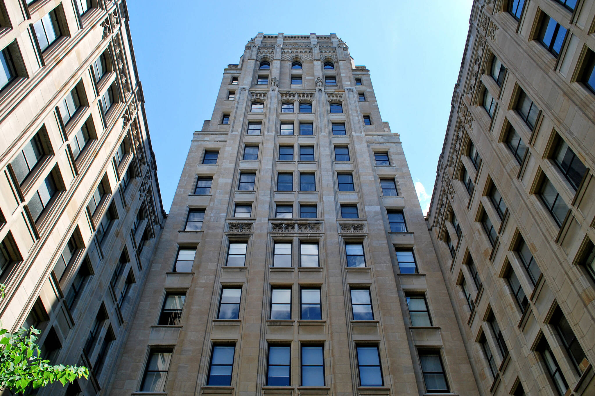 whitney block tower