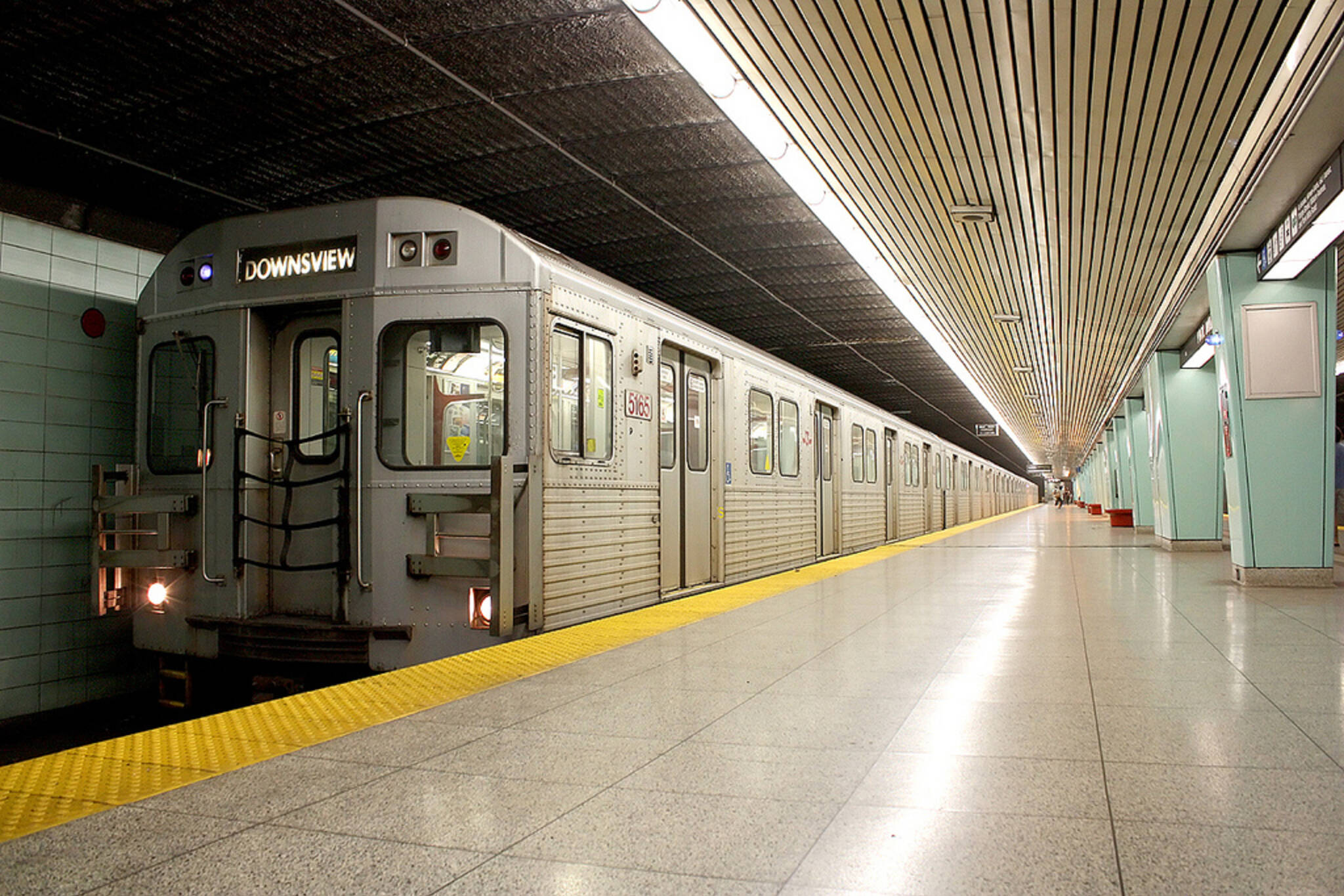 There S A Major Ttc Subway Closure In Toronto This Weekend