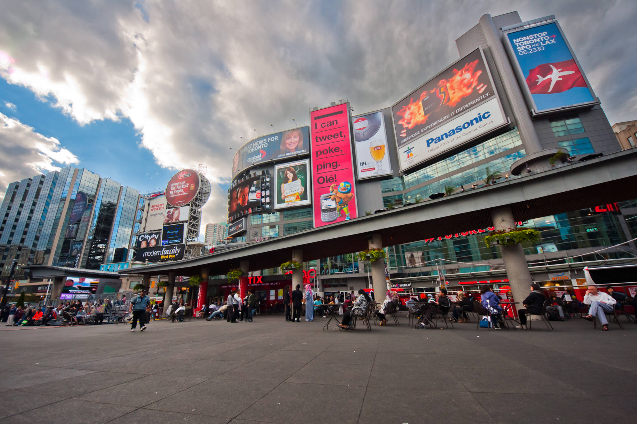 Big changes coming to Yonge-Dundas Square