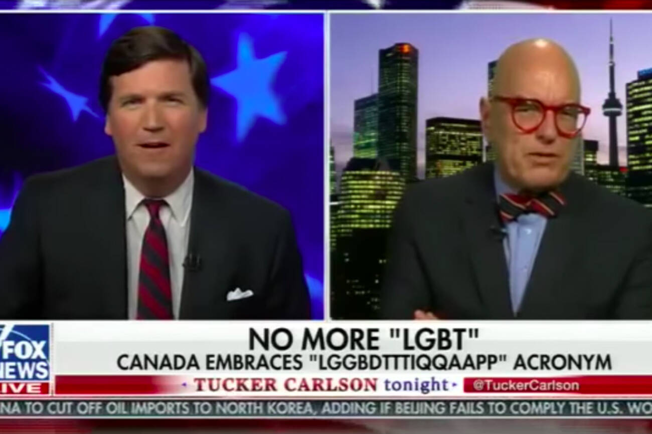 CP24 host suspended after appearing on Fox News