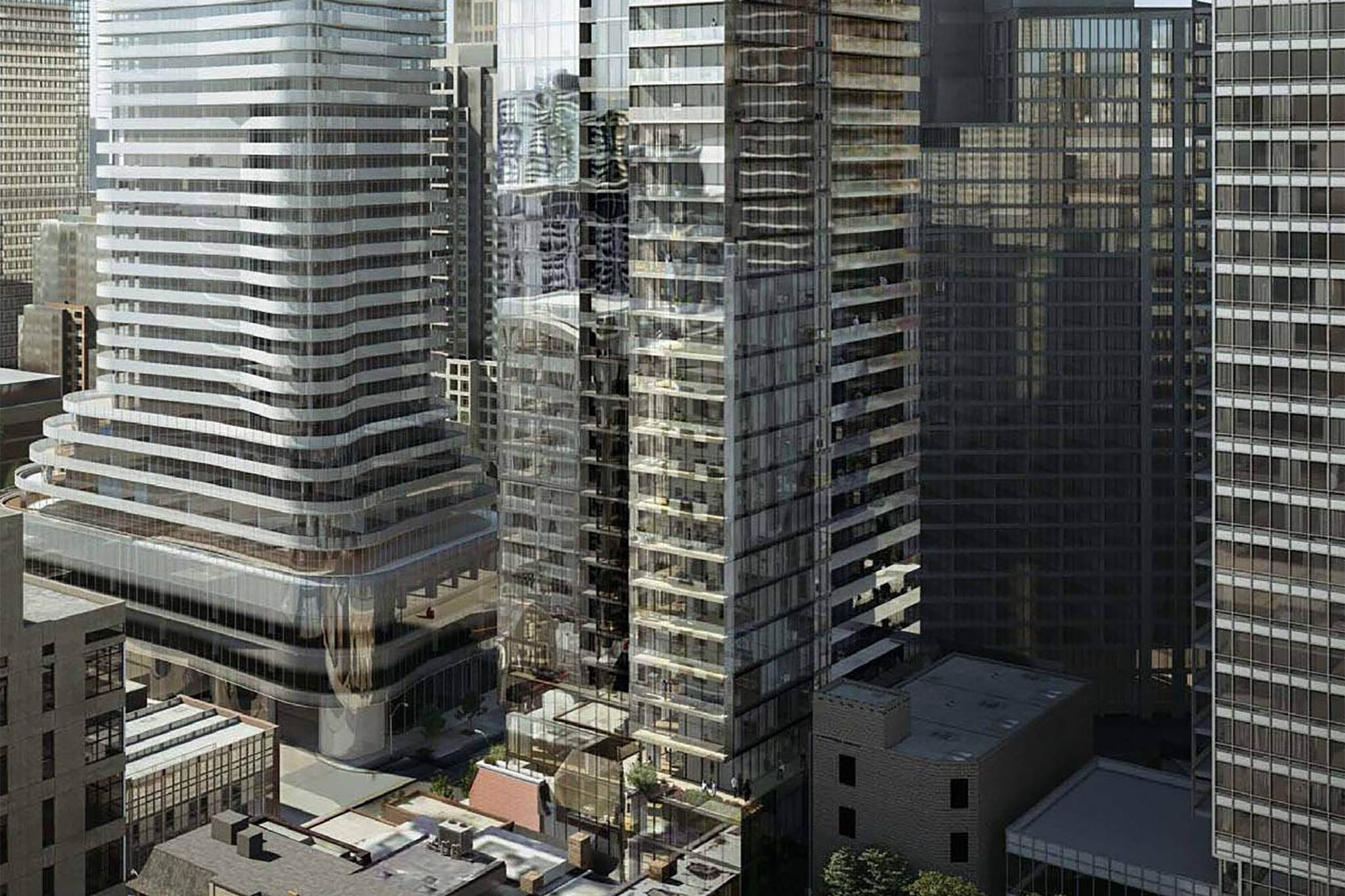 Yonge Wellesley condo Toronto