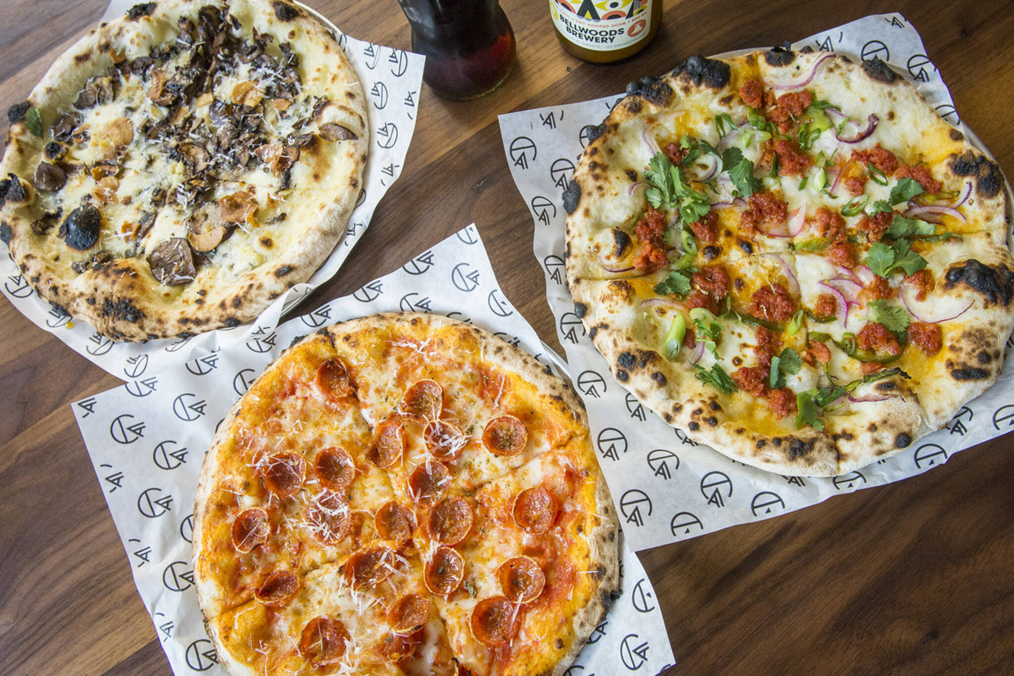 pizza in toronto