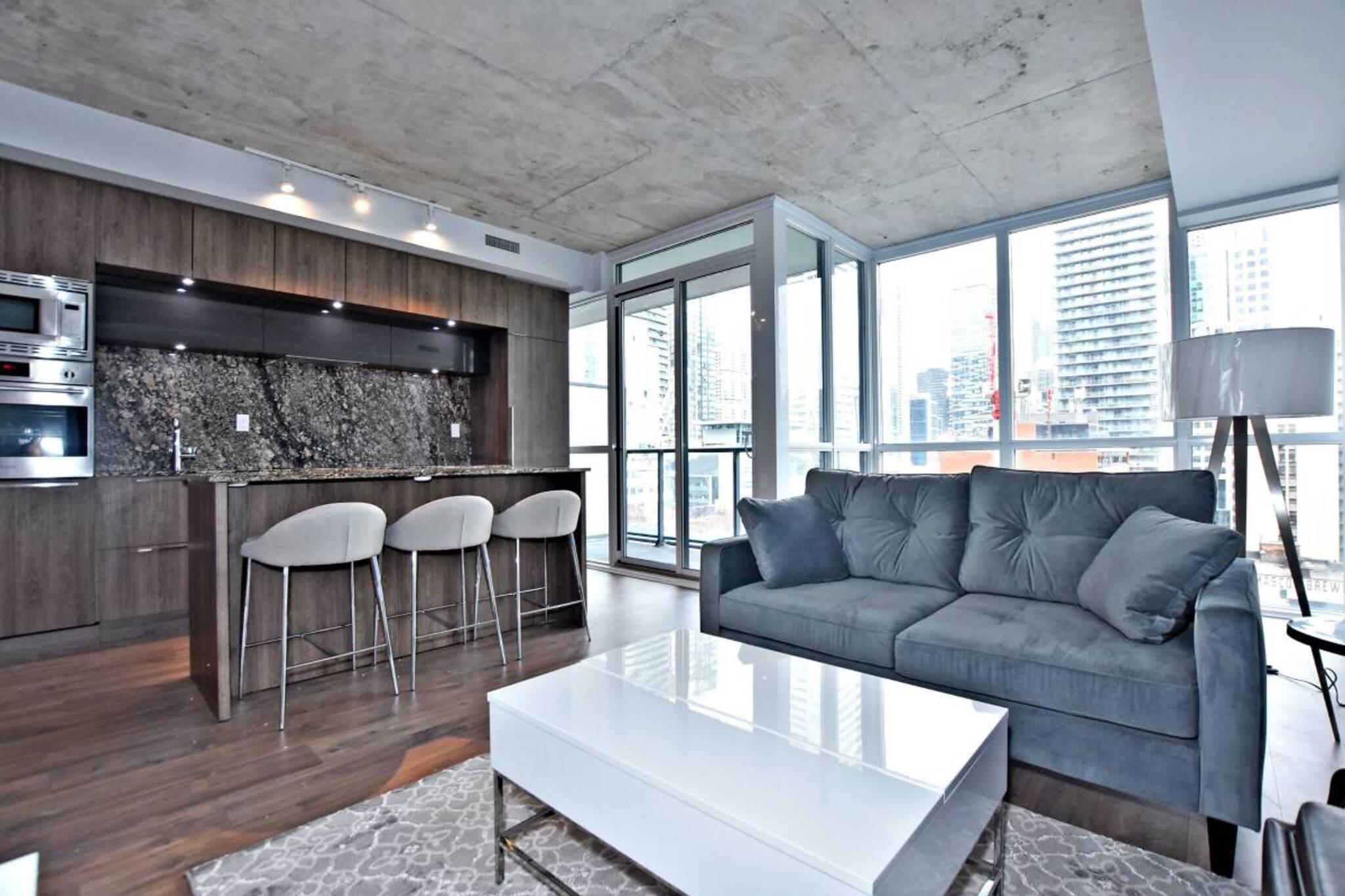 apartment rental Toronto