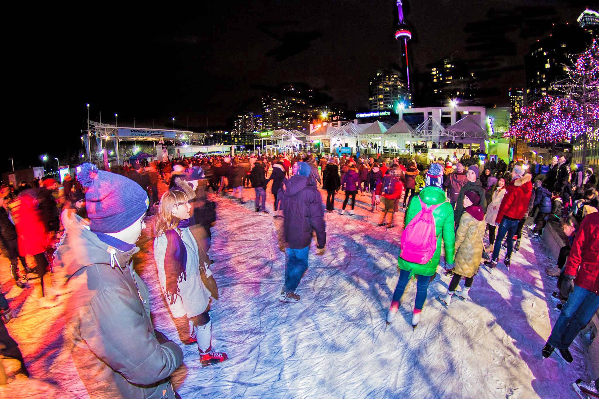 free dj skate nights Toronto