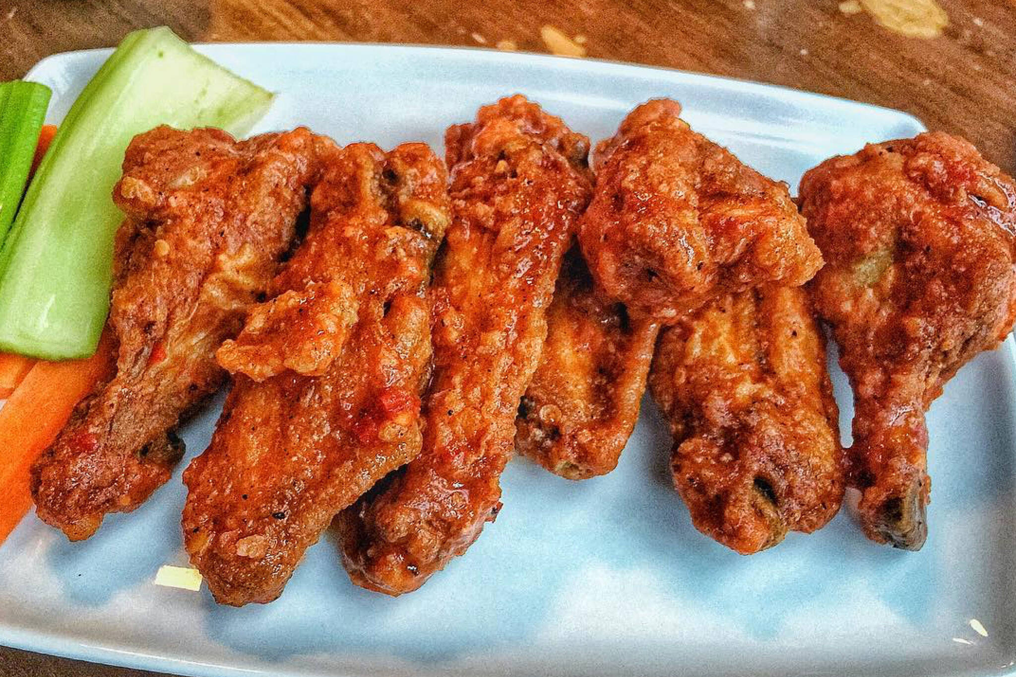 Restaurants Near  With Wings