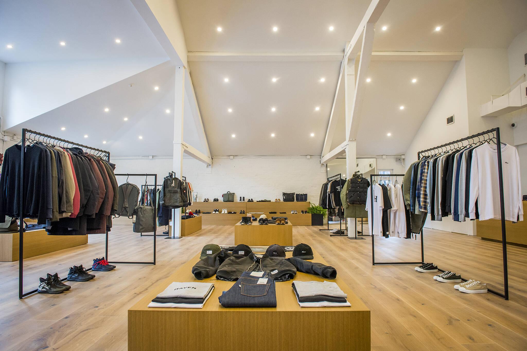 mens streetwear stores toronto