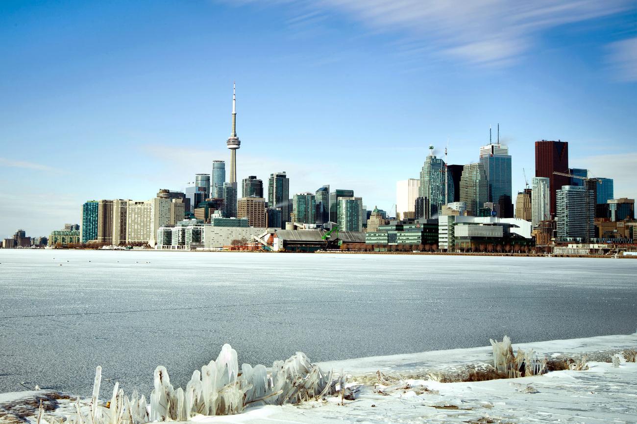 Weather Toronto: It's Going To Feel Like -20C In Toronto Tonight