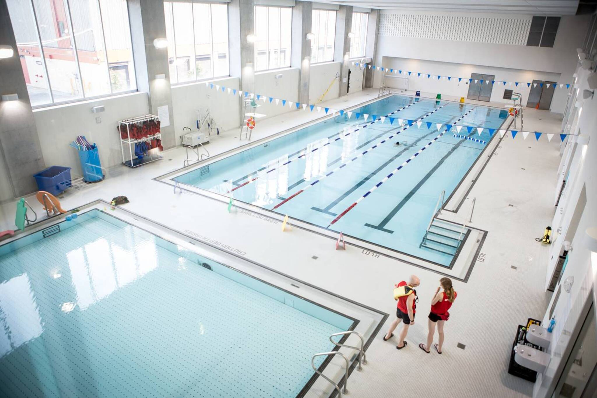 The Top 15 Indoor Swimming Pools In Toronto