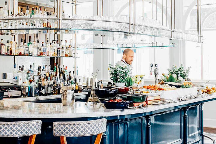 Colette Grand Cafe Winterlicious
