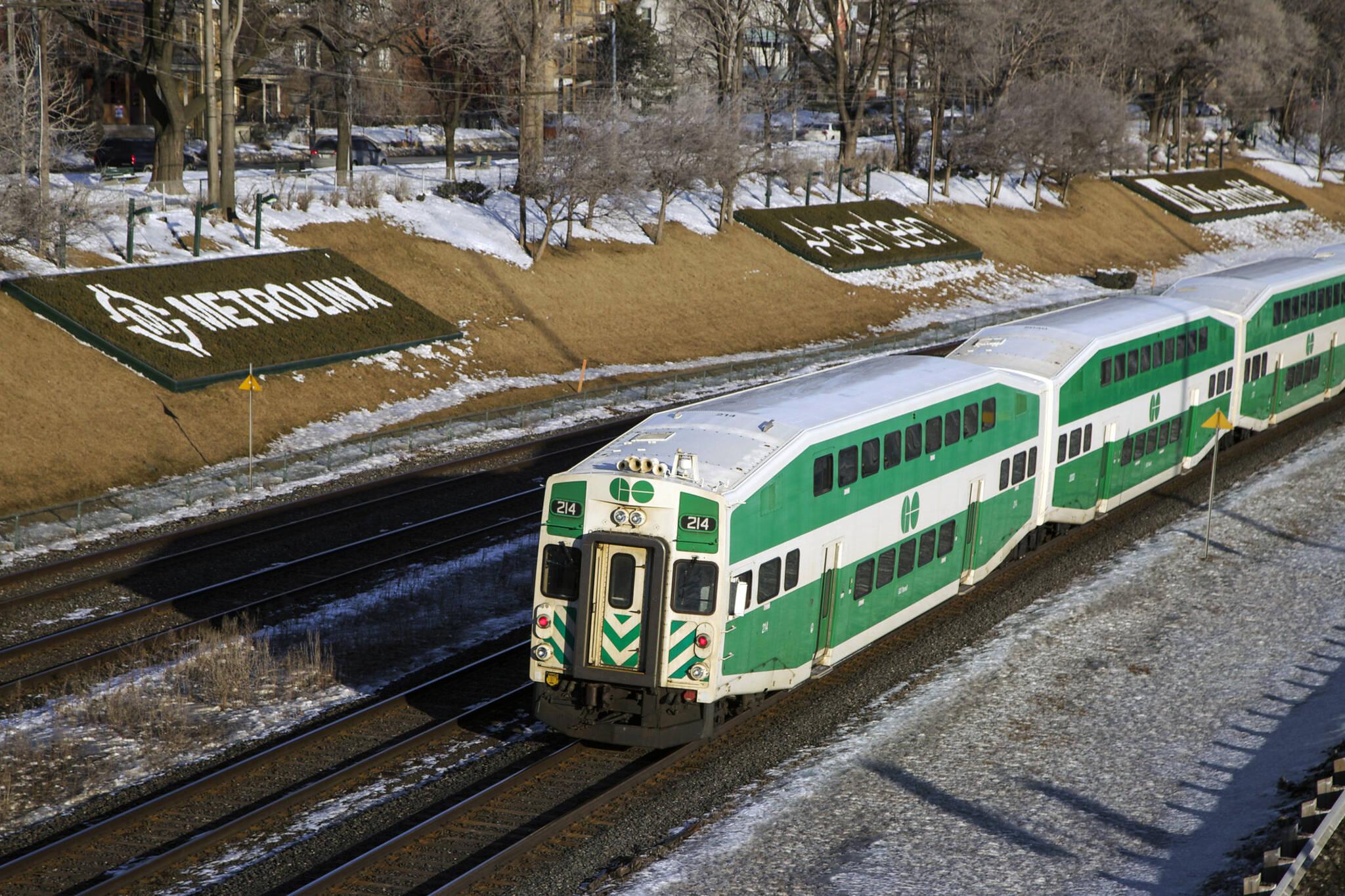 Go transit NYE
