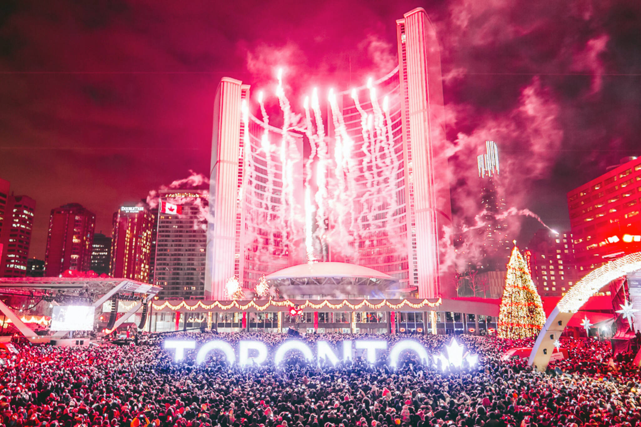 Toronto New Years
