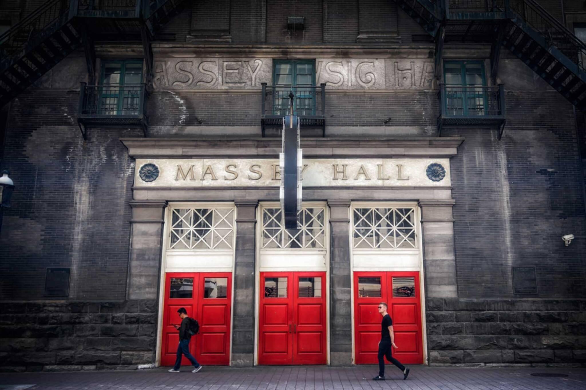 Massey hall closing