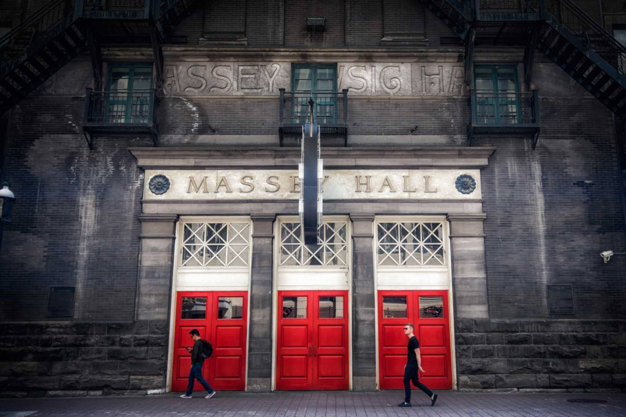Massey hall closing