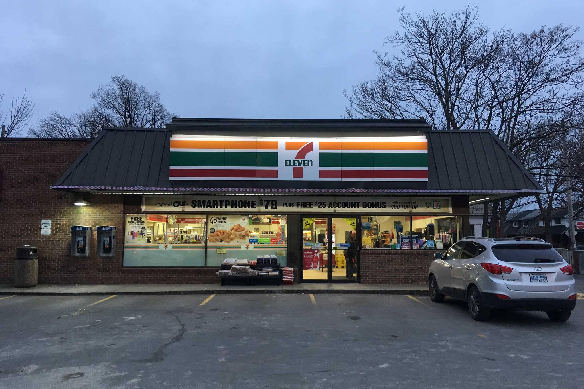 7-Eleven Toronto