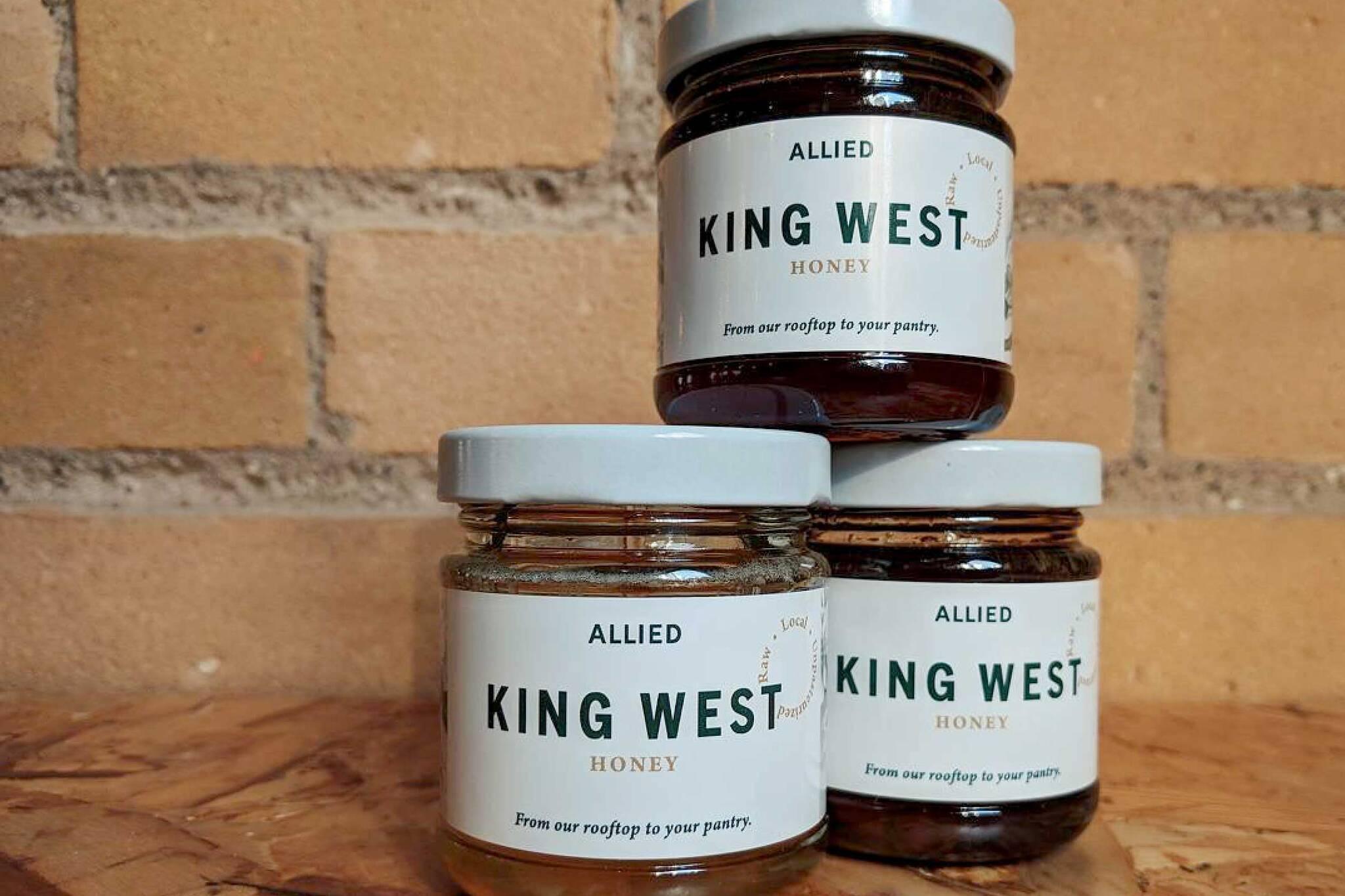 king west honey