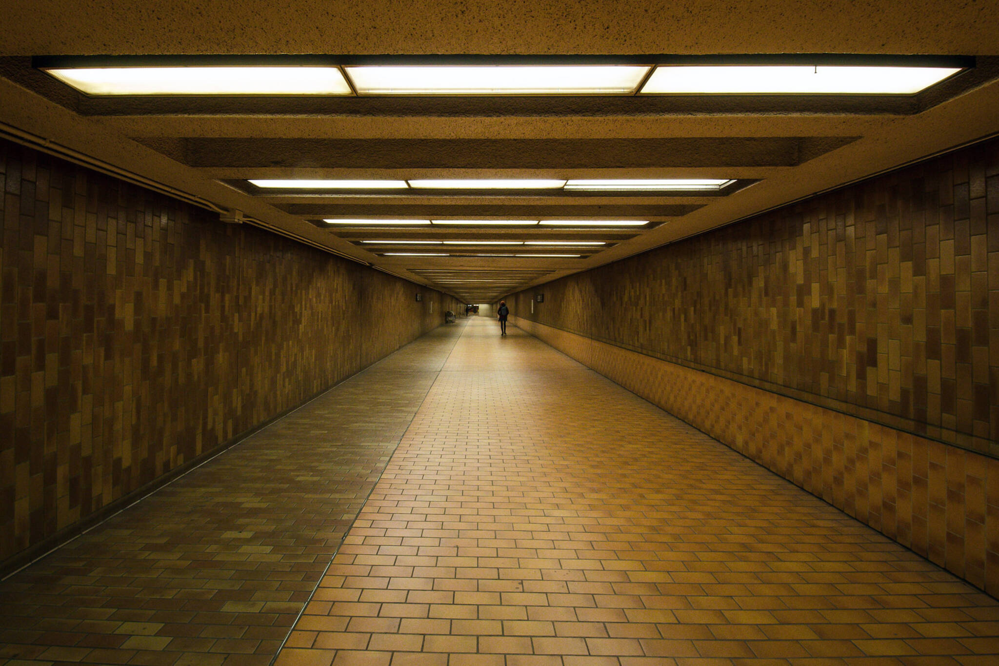 toronto spadina walkway