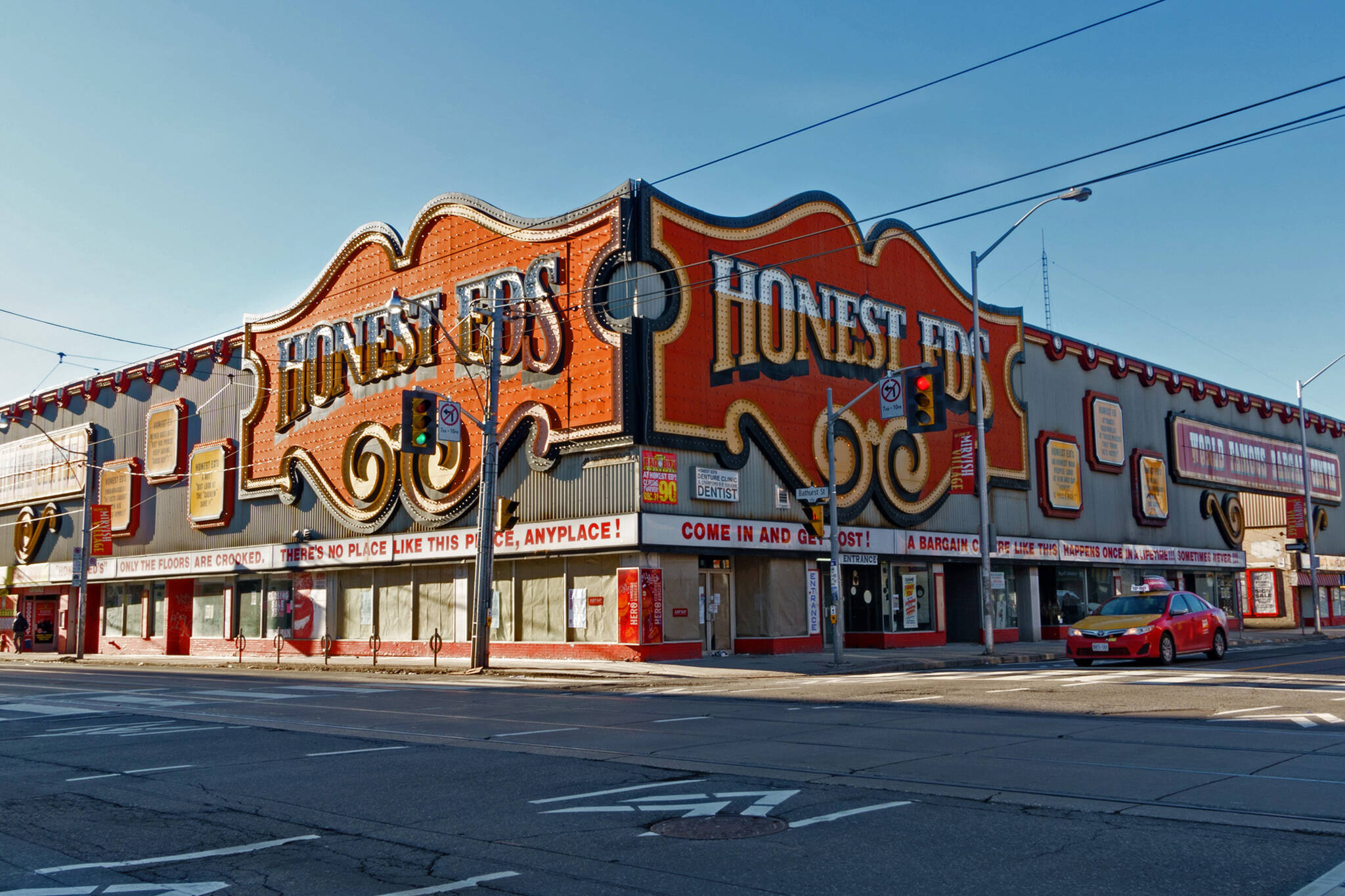 honest eds demolition