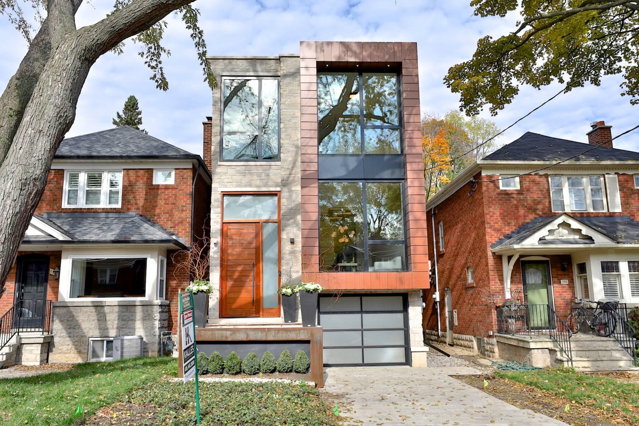 toronto house price