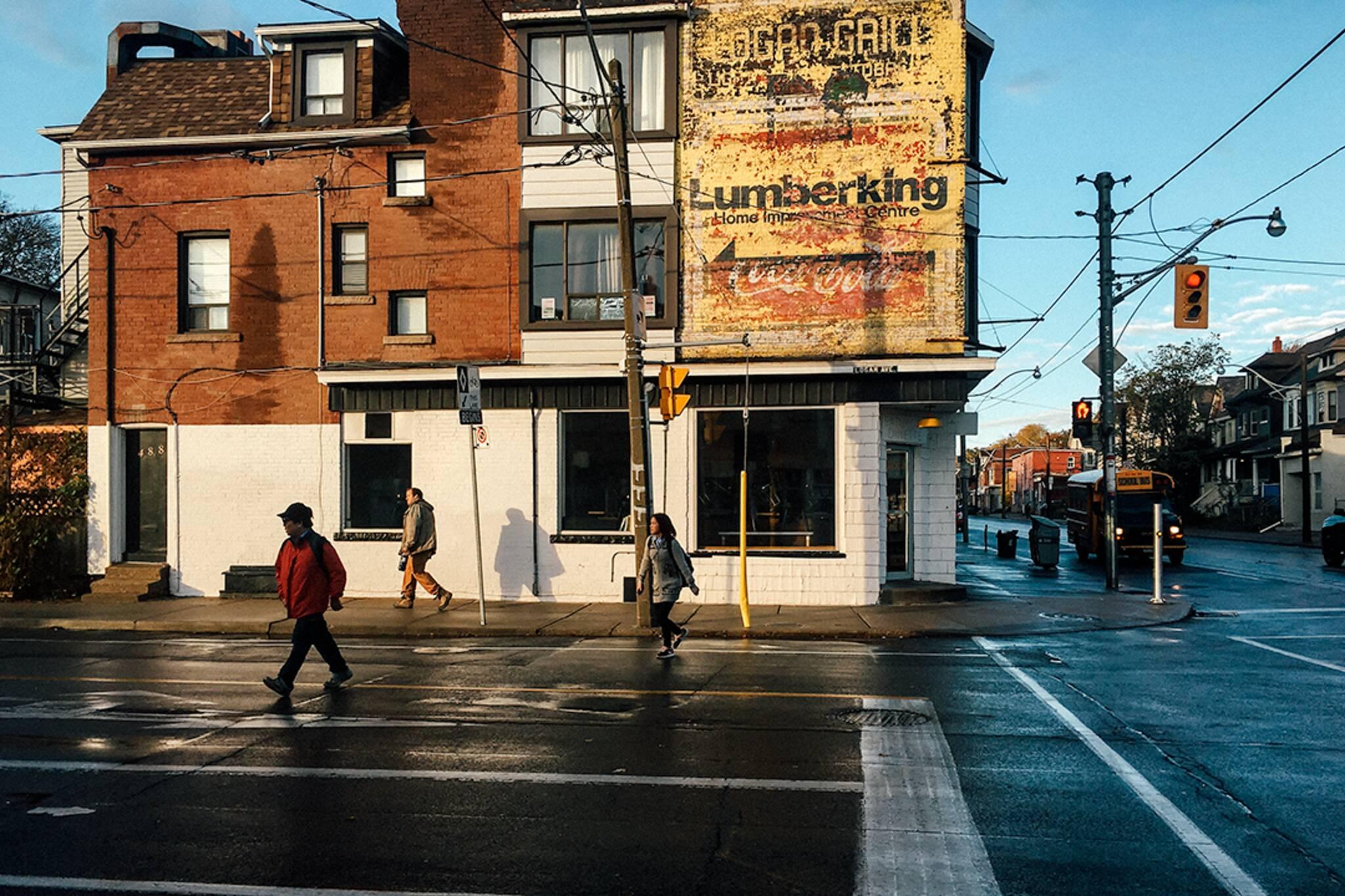 toronto neighbourhoods rise
