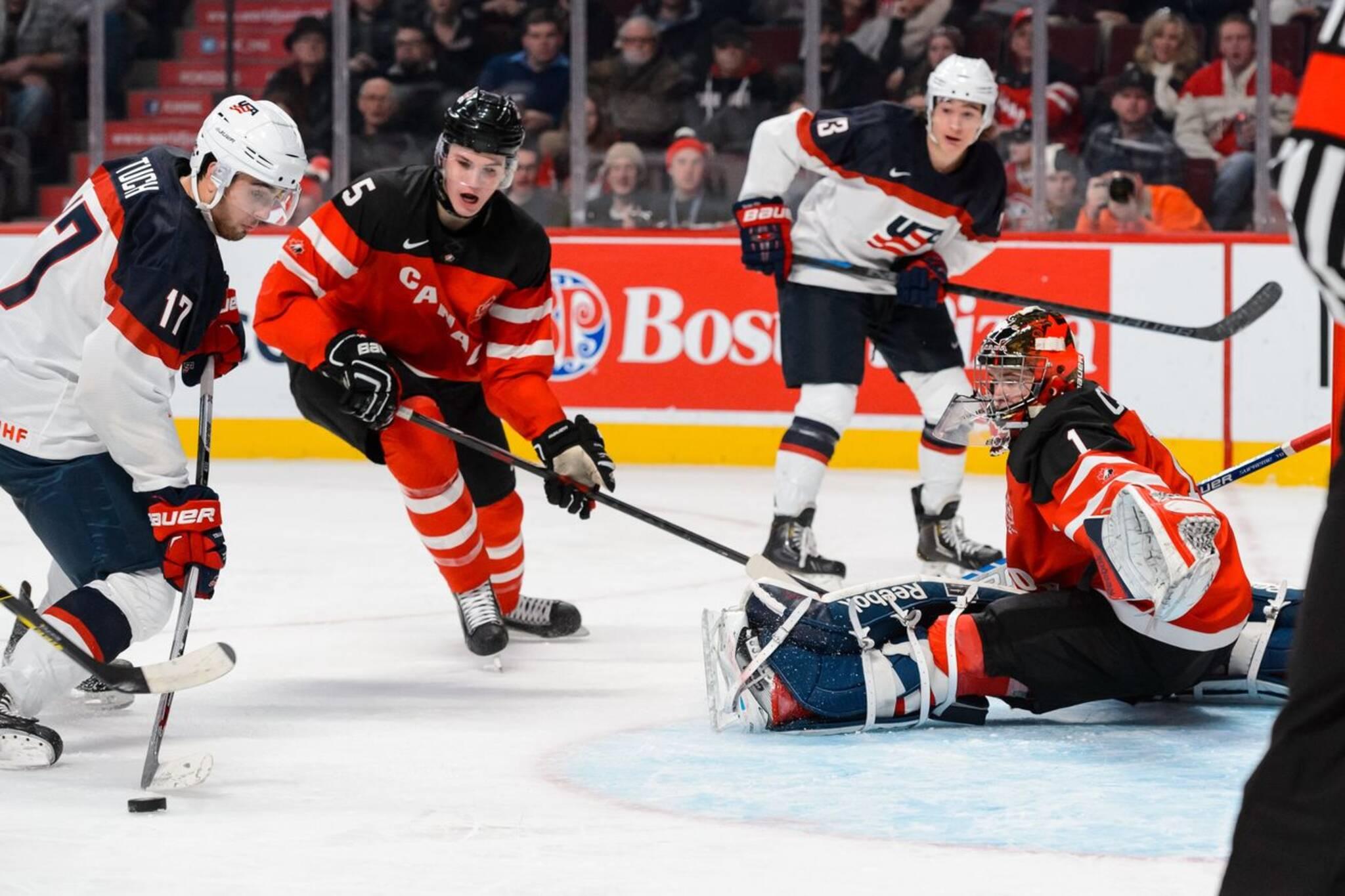 world Junior hockey toronto