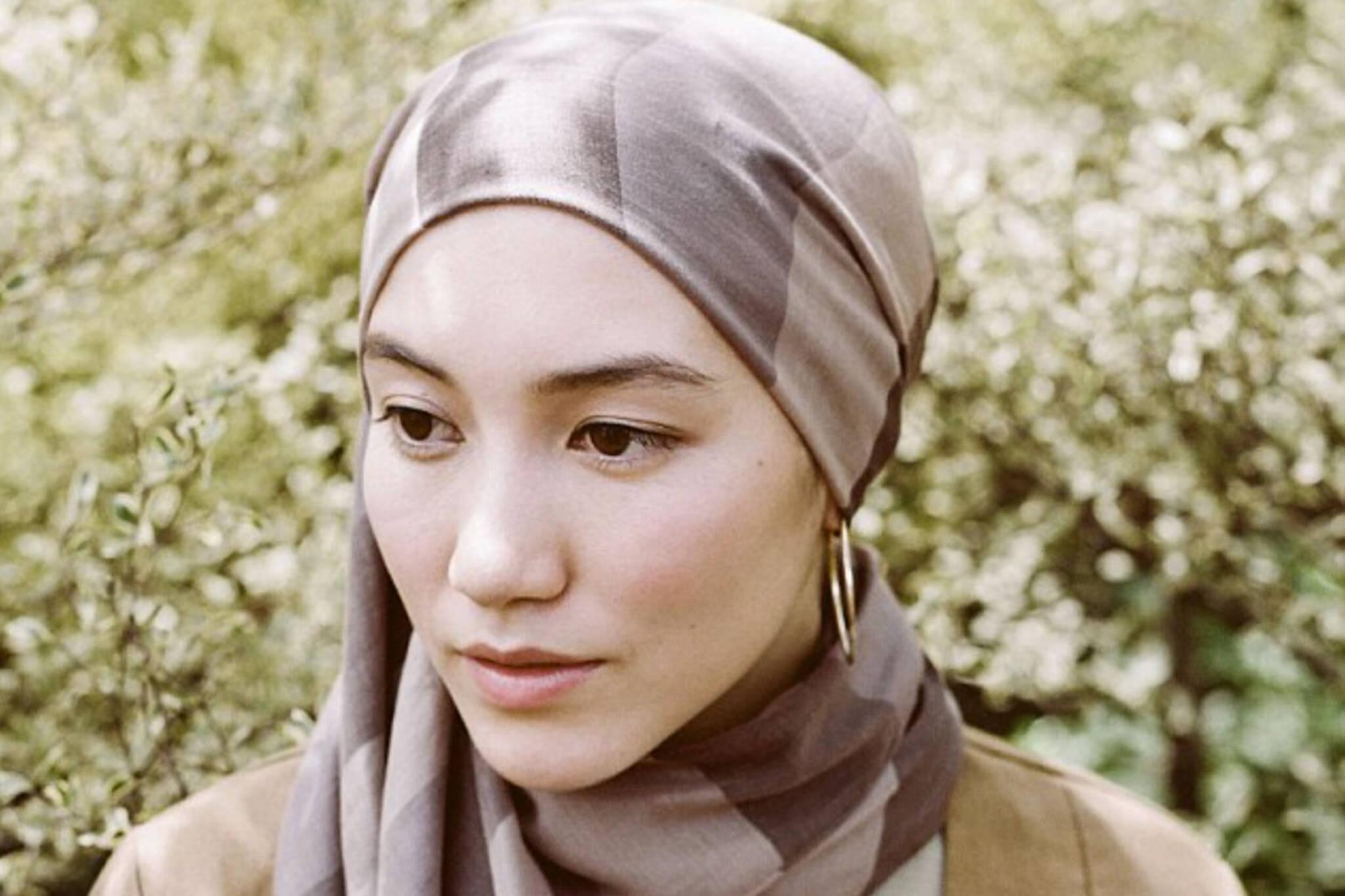 uniqlo hijab