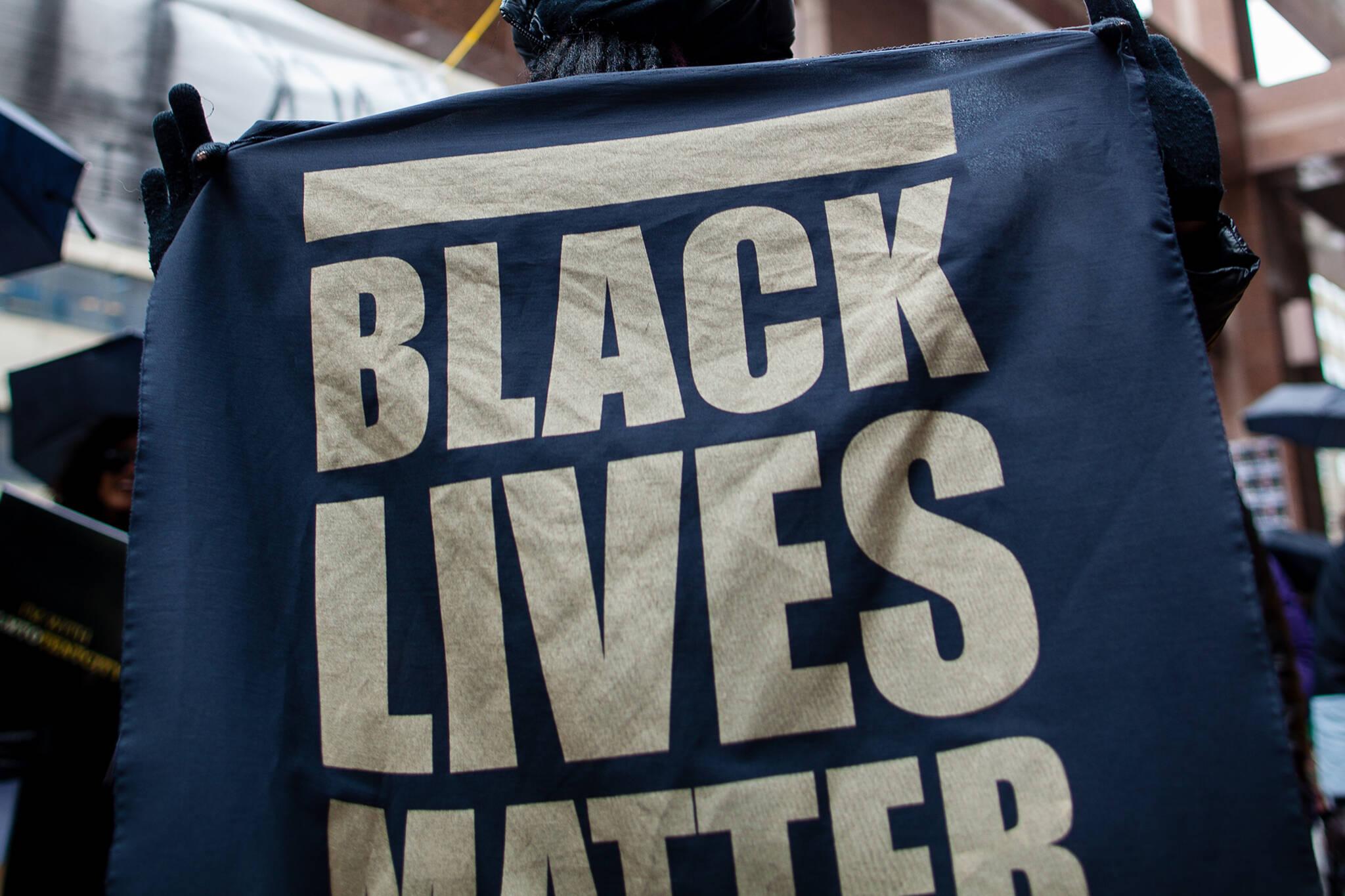 black lives matter toronto