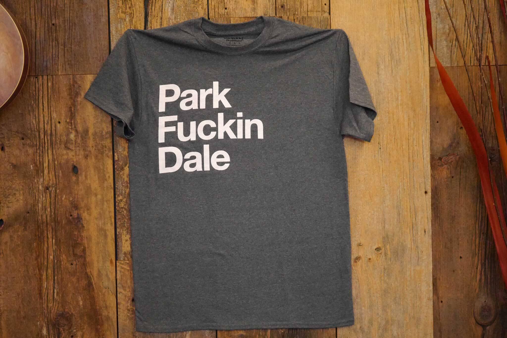 parkdale tshirts