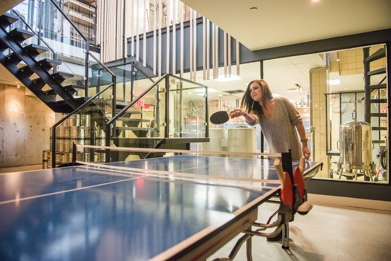 The Top 5 Ping Pong Bars In Toronto