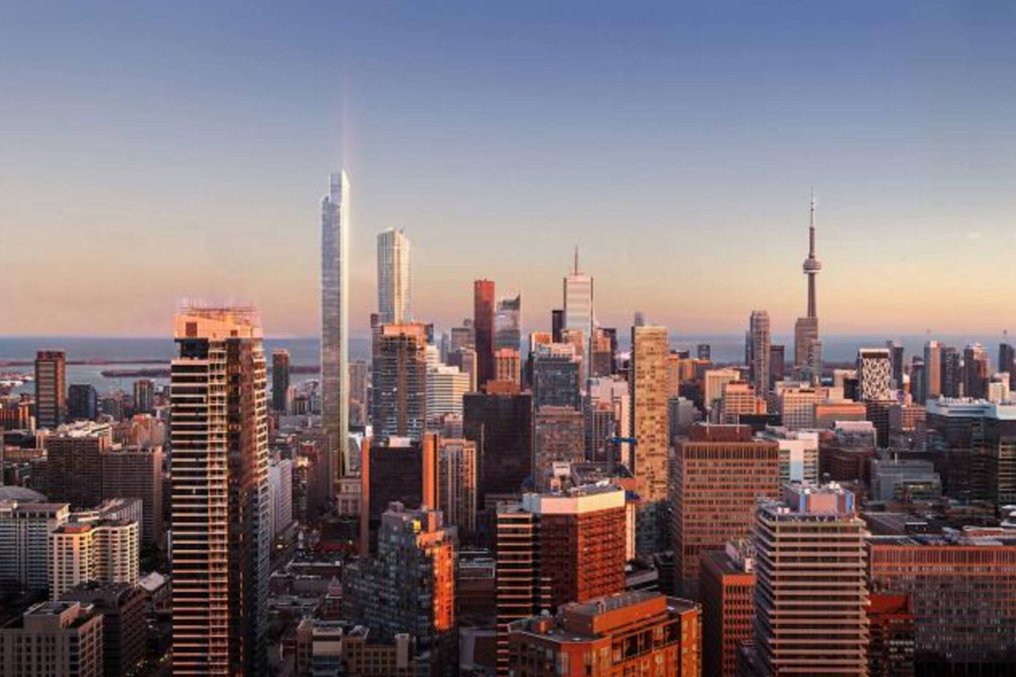 New Toronto skyscraper would be Canada's tallest condo