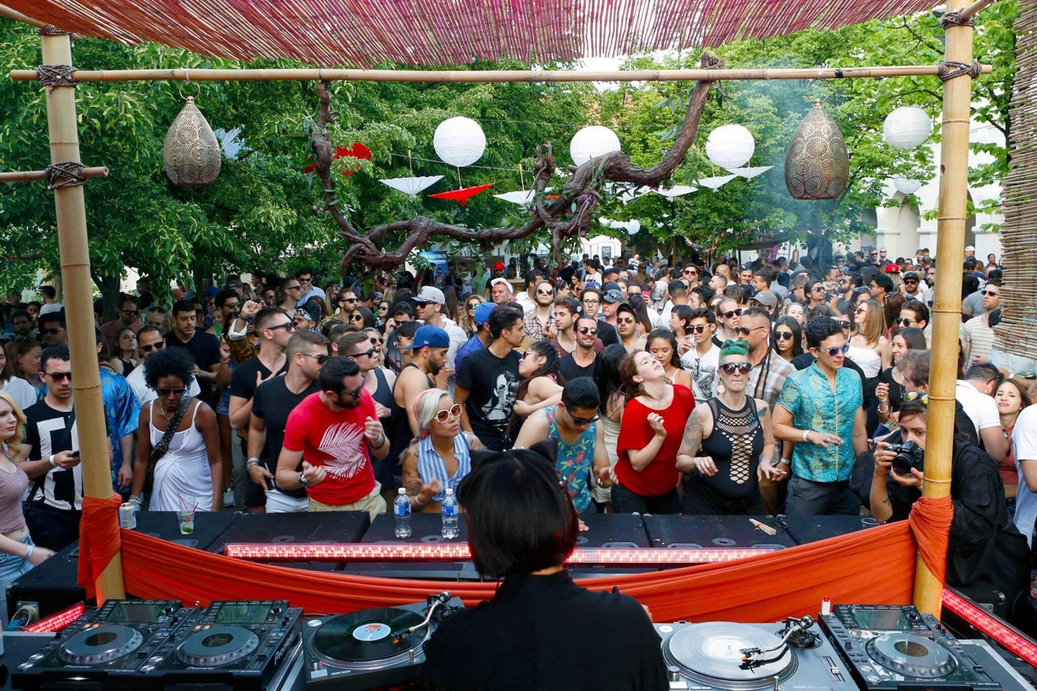 summer festival toronto