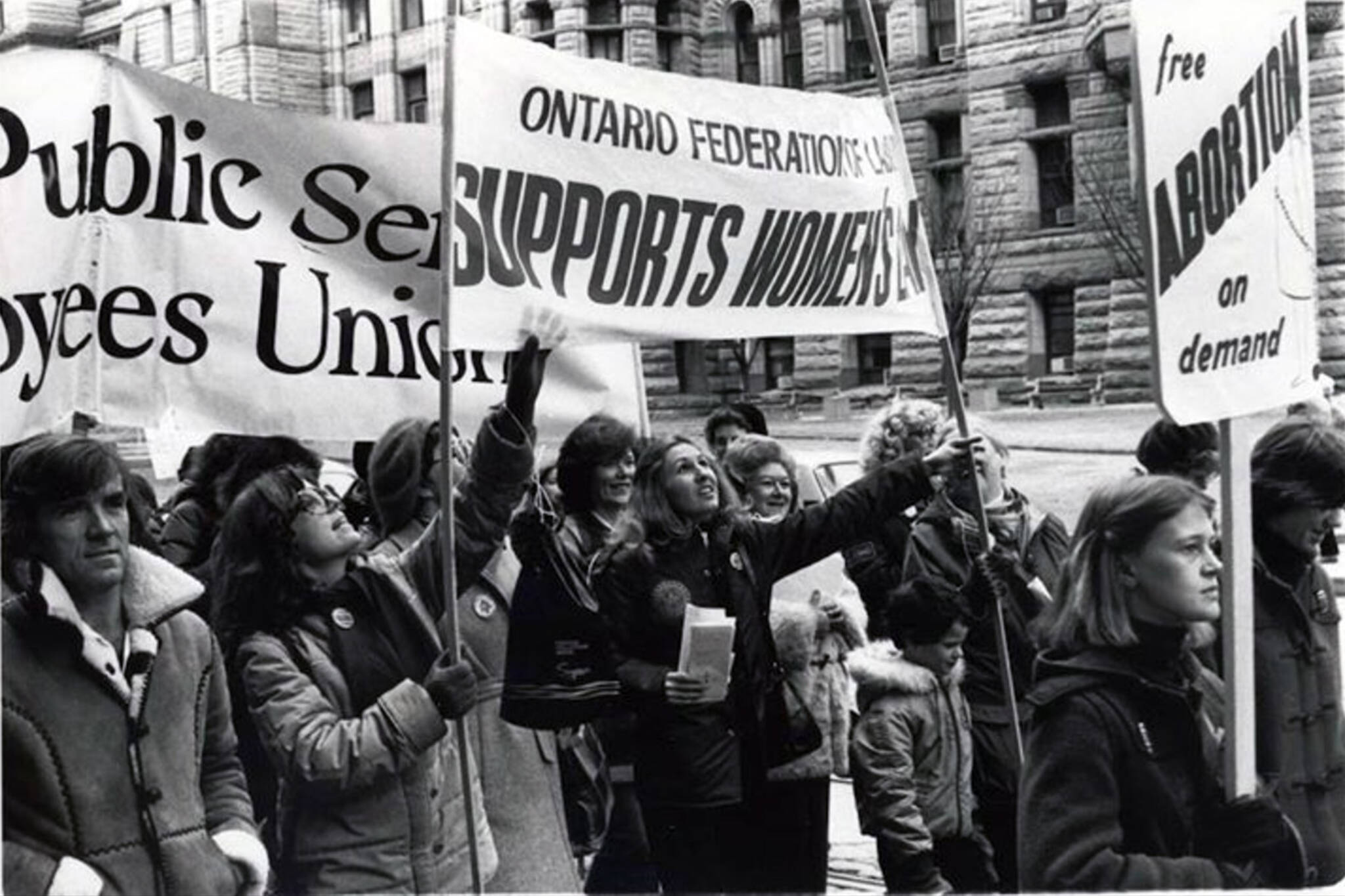 womens rights toronto