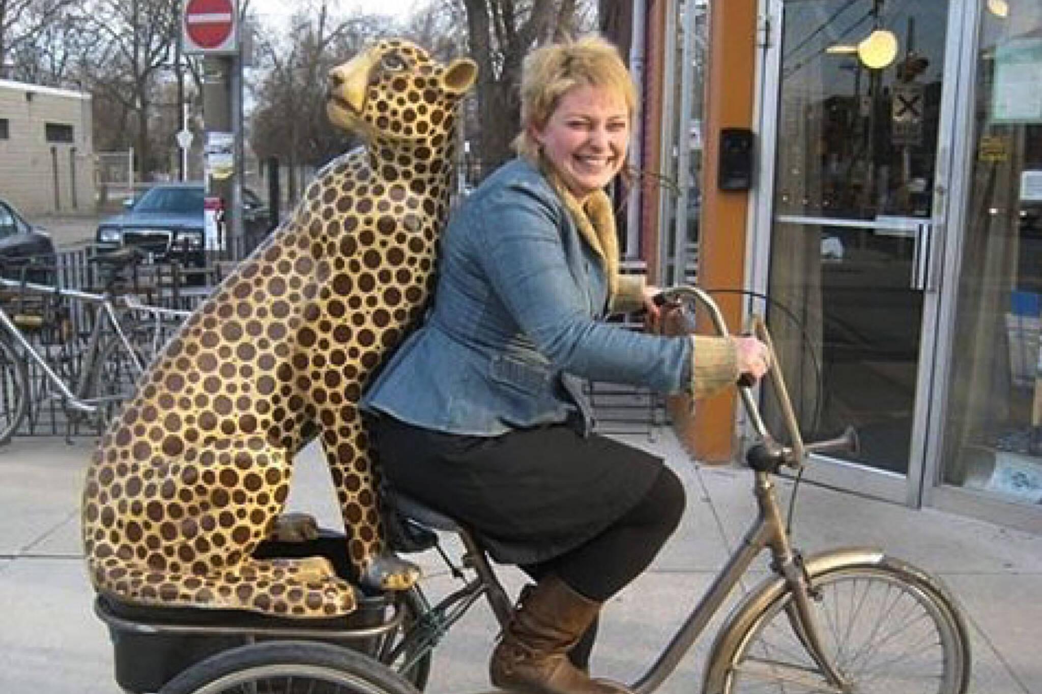 handlebar cheetah