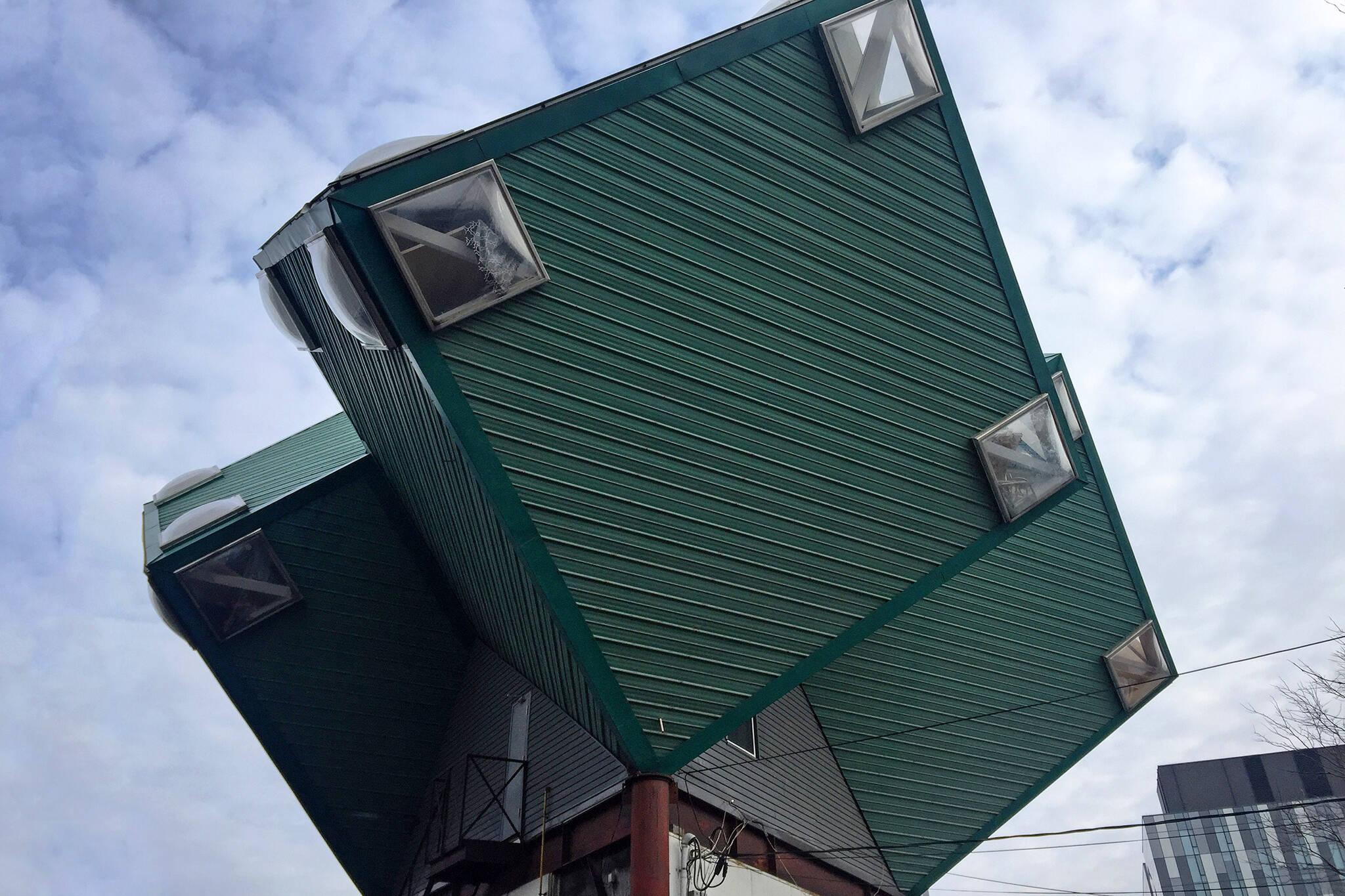 toronto cube house