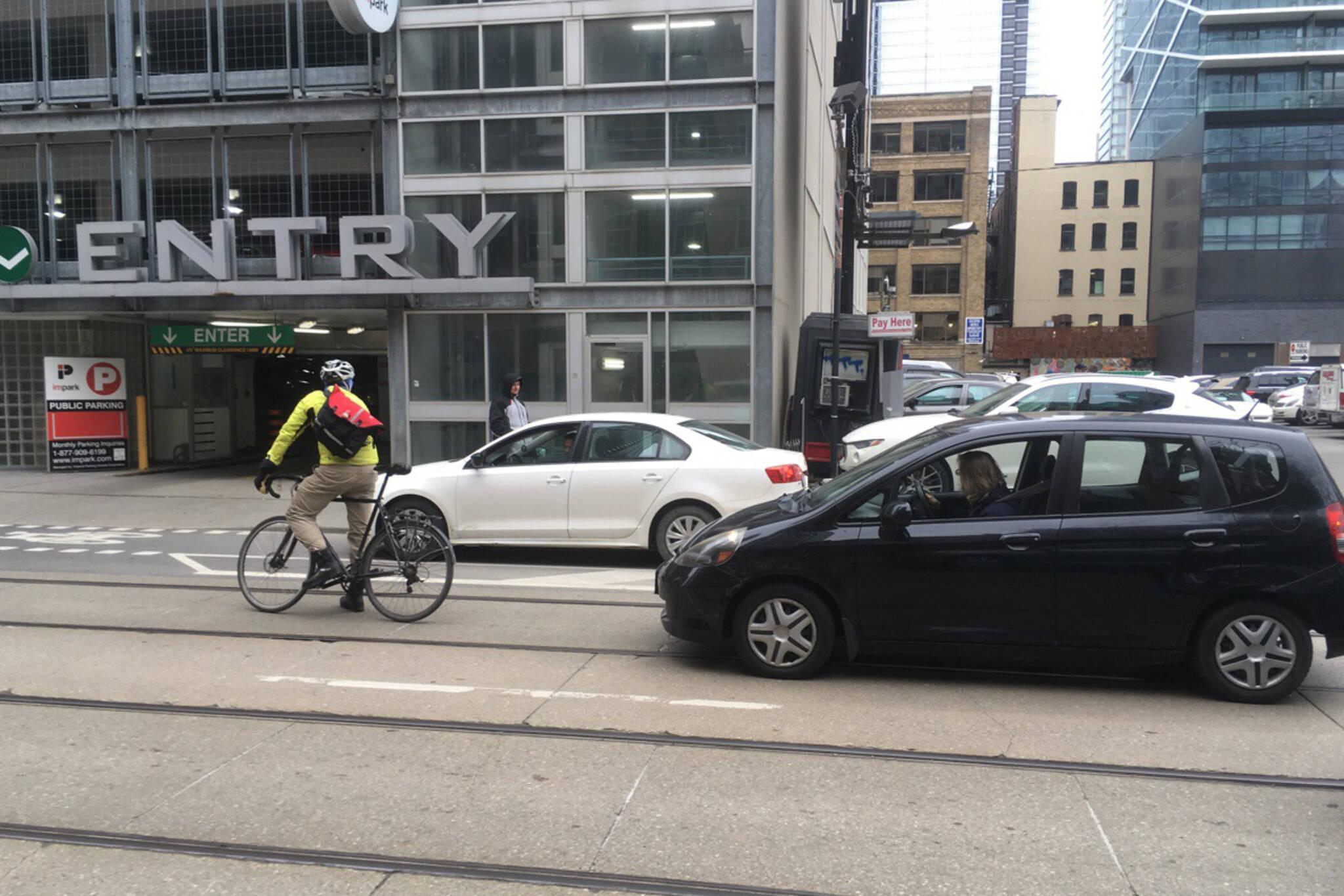 bike lane toronto