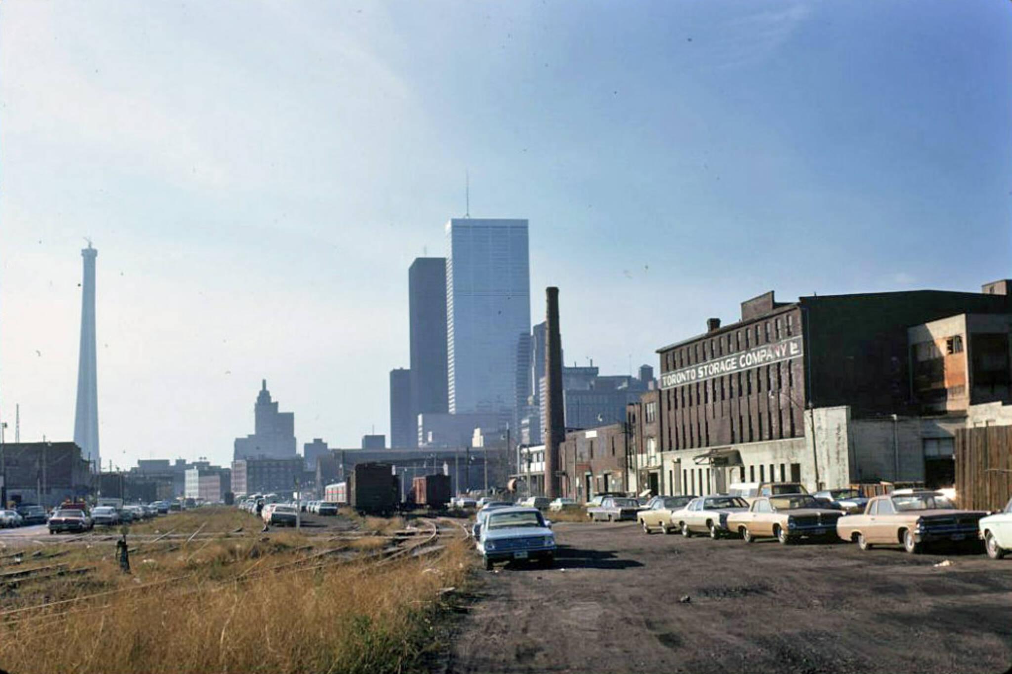 industrial toronto 1970