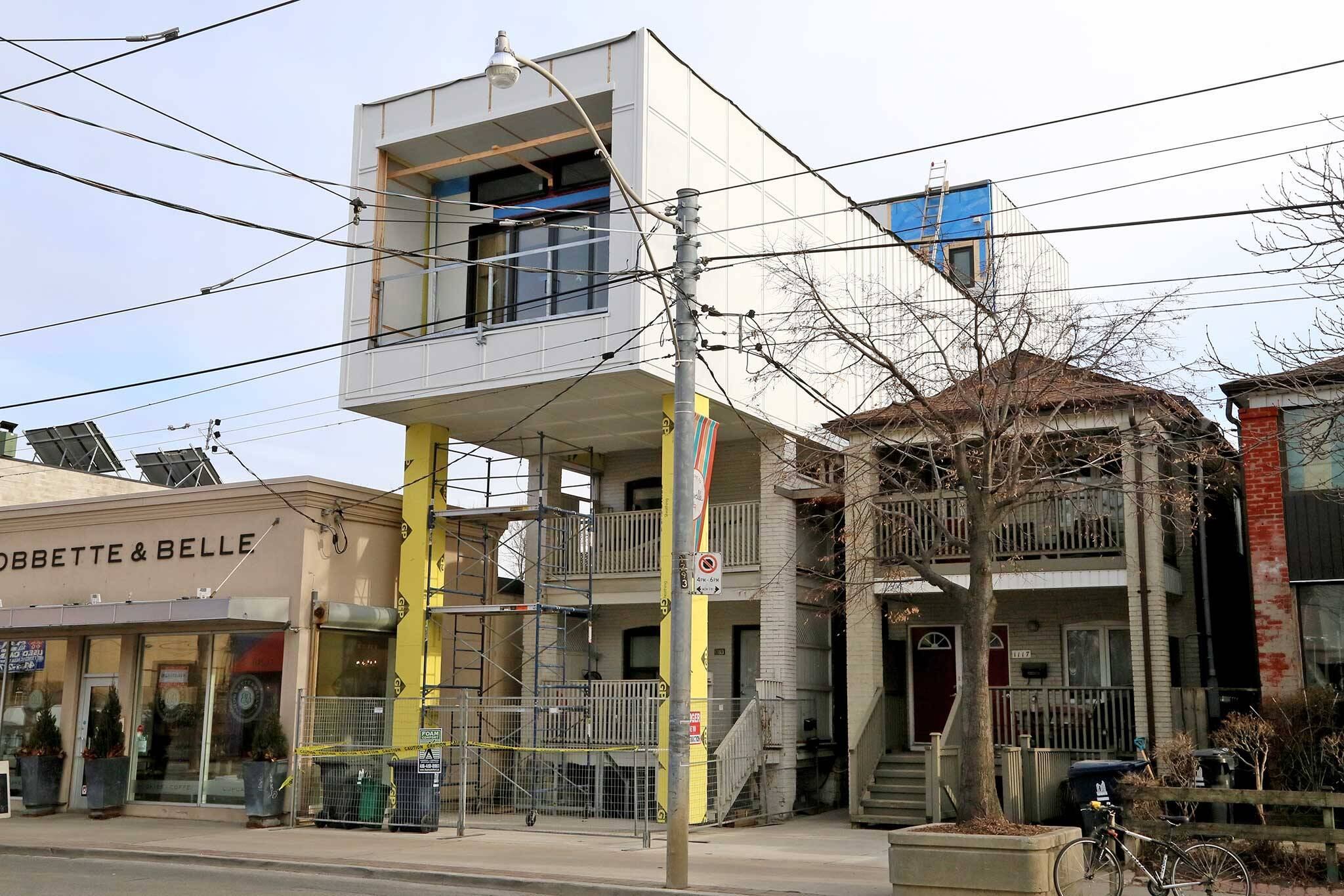 bizarre house toronto