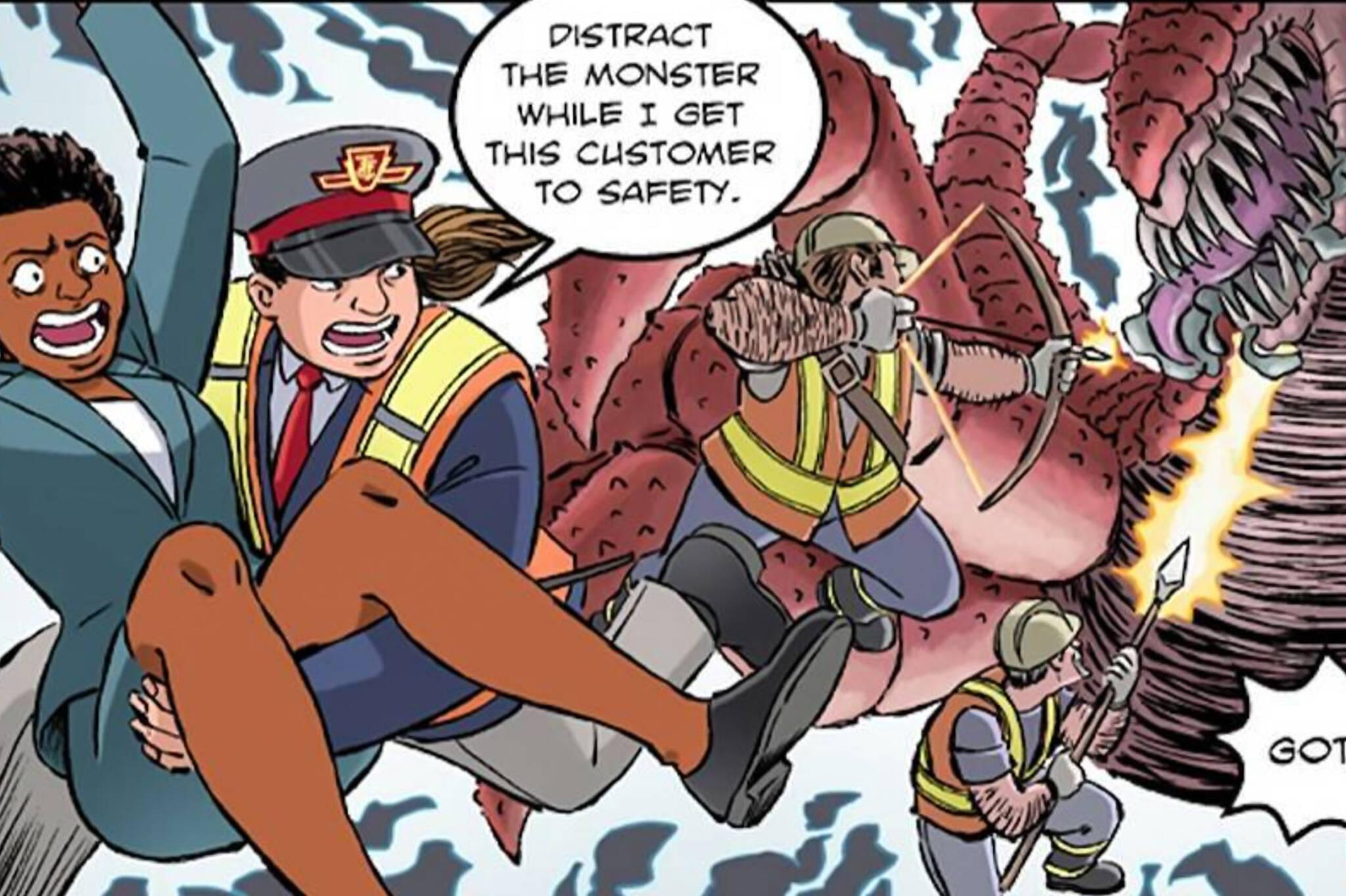 comic book toronto