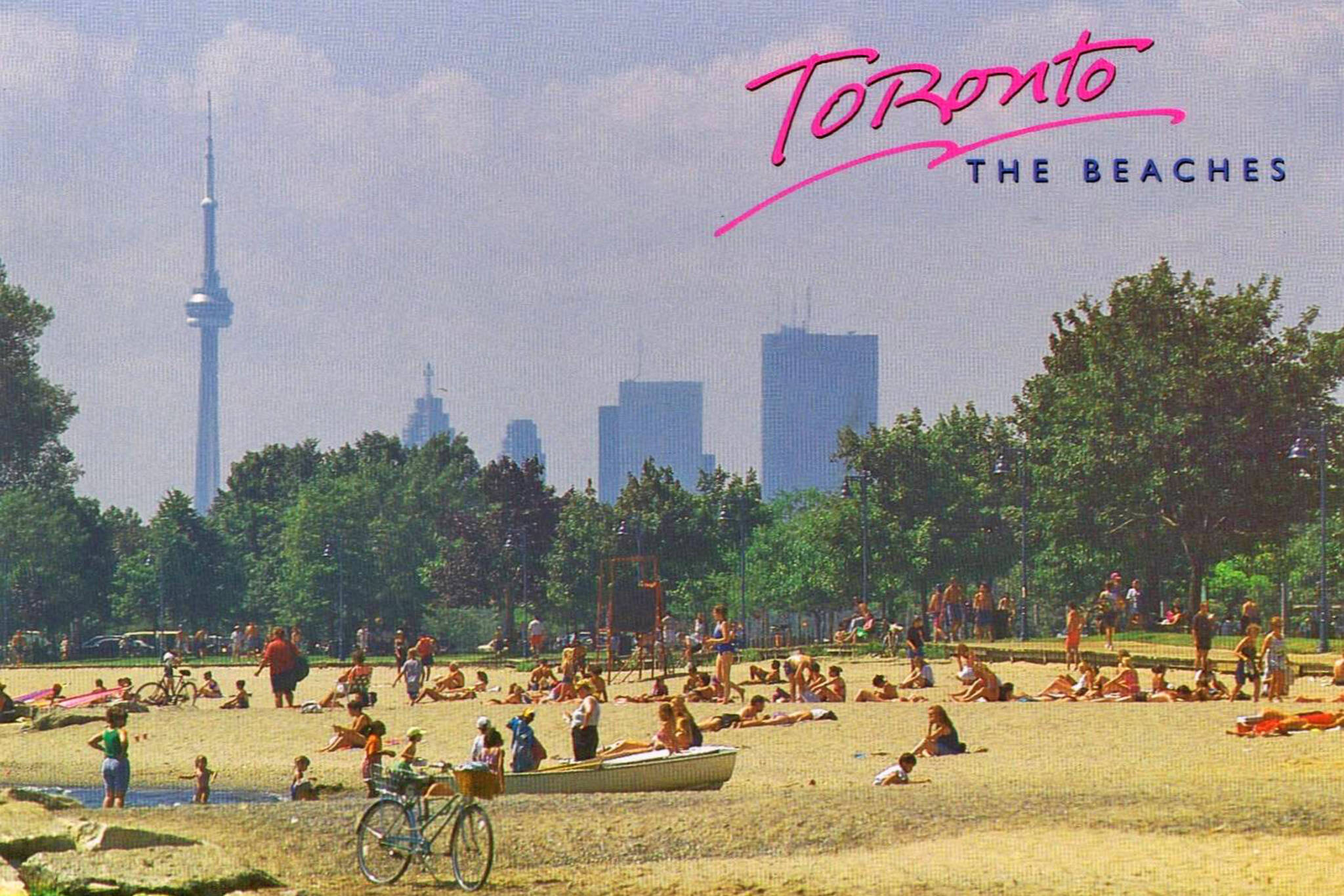 Toronto tourism 1990s