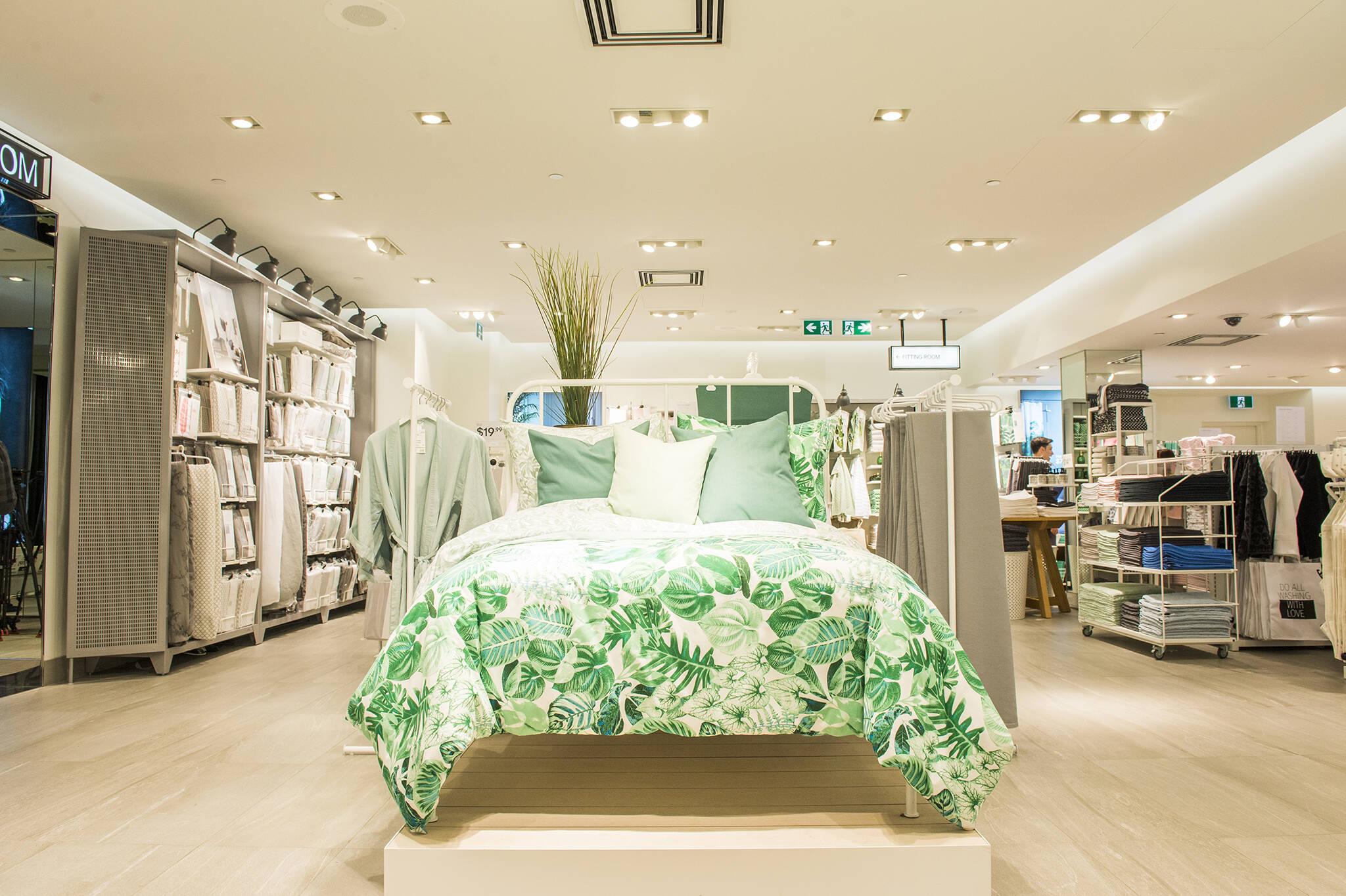 bedding stores toronto